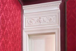 Orac Pediment Mouldings