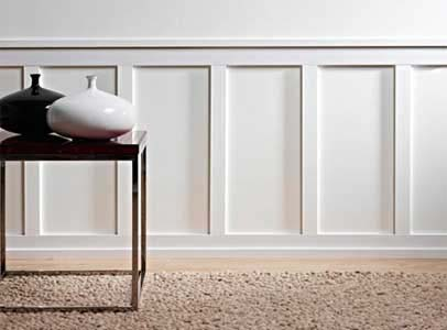 Wainscoting Orac Mouldings For Trade Amp Diy New House