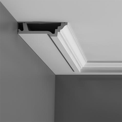 C 305 Crown Ceiling Coving Gyproc And Orac Mouldings For