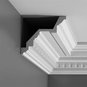 C422 Large Dentil Coving