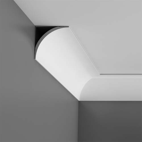 Standard ceiling coving gyproc and orac mouldings for Moulure fenetre interieur