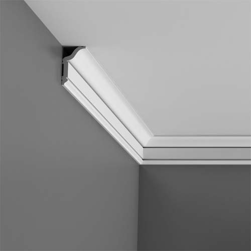 Standard ceiling cornice gyproc and orac for Ceiling cornice ideas