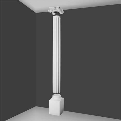 Ki 6 Ionic Column Decorative Columns Interior Columns