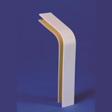 45x110 Skirting Joint Cover