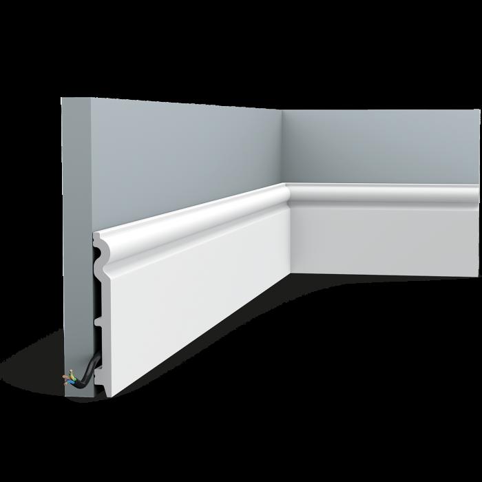 Sx 138 Waterproof Skirting Board Interior Architectural