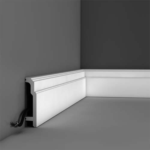 sx 155 cable skirting board interior architectural. Black Bedroom Furniture Sets. Home Design Ideas