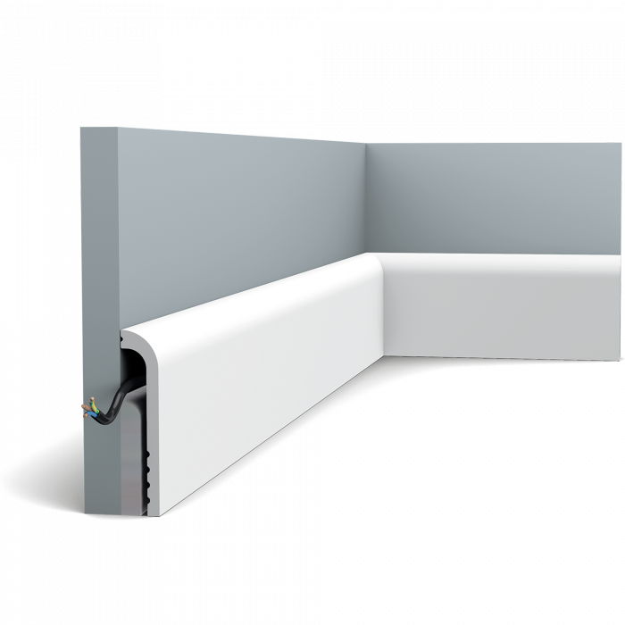 SX 185 Skirting Board Cover